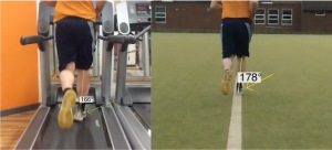 Treadmill vs Astroturf